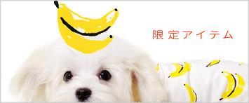犬と生活バナナタンク