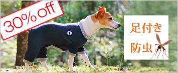 犬と生活アバグガードスーツ