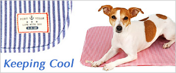 犬と生活クールマットク