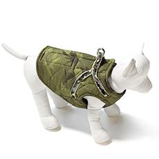 犬と生活 ボディハーネスダウンロング