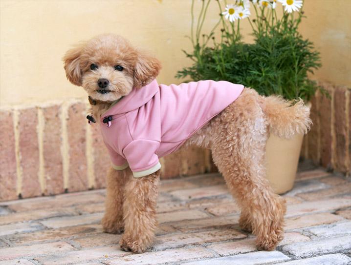 犬と生活 Rパーカー レインコートなら犬と生活 小型犬~中型犬・柴犬