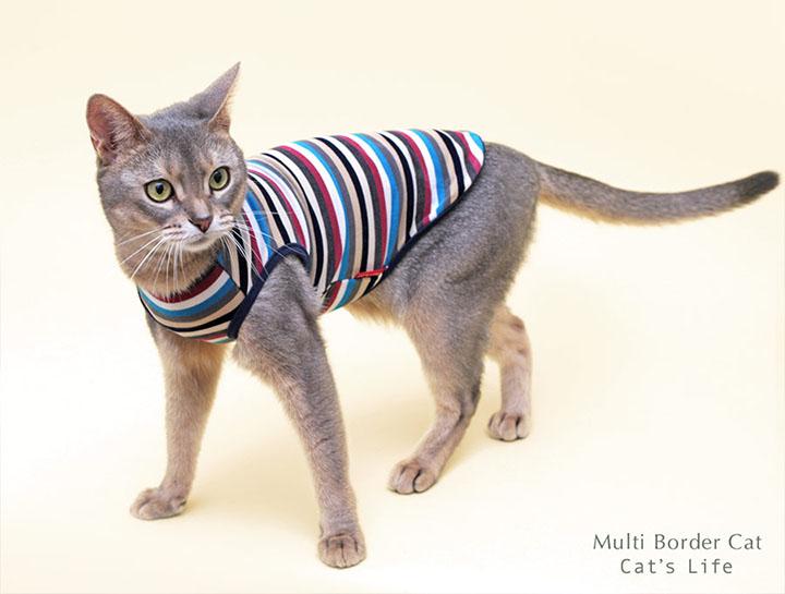猫の暮らし ウォームマルチベスト キャット